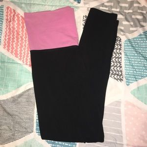 Victoria's Secret Pink yoga pants/leggings